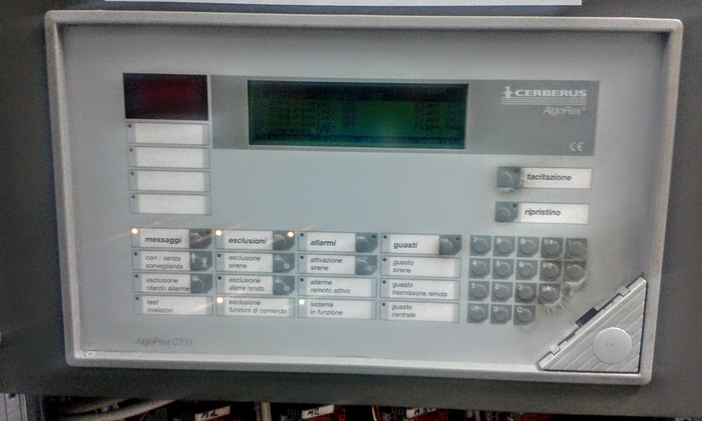 cerberus fire alarm panel manual